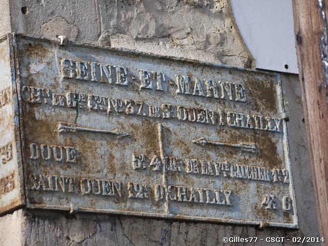 77 BOISSY LE CHATEL rue de la croix blanche 1