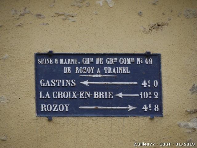 77 LA CHAPELLE IGIER