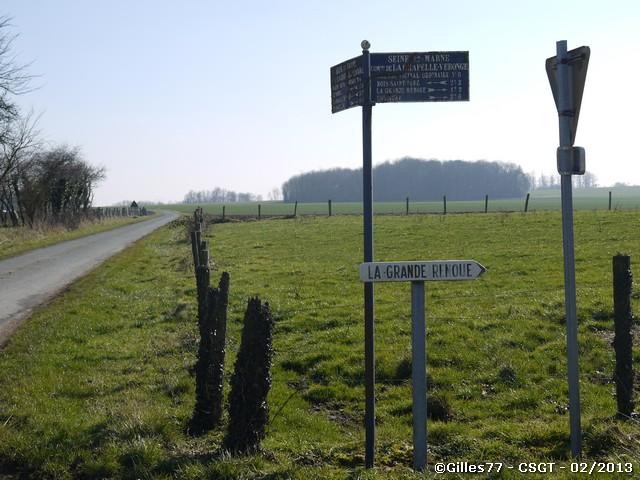 77 LA CHAPELLE MOUTILS lieu dit Les Thènieres (1)