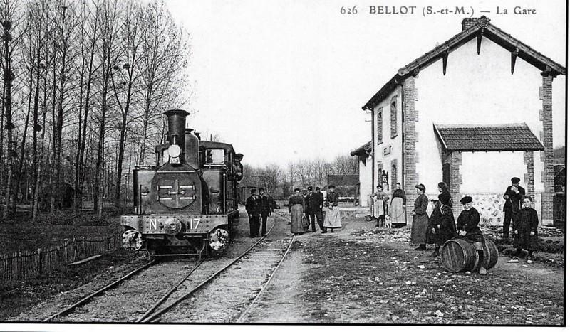 Bellot Gare