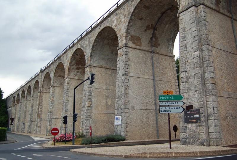 Longueville viaduc