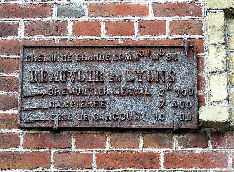 Beauvoir en Lyons