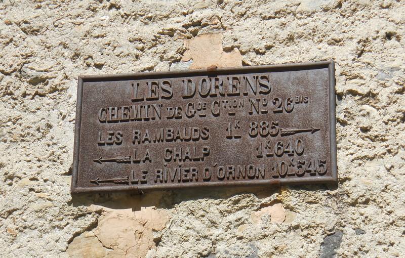 Le Perier - Les Dorens