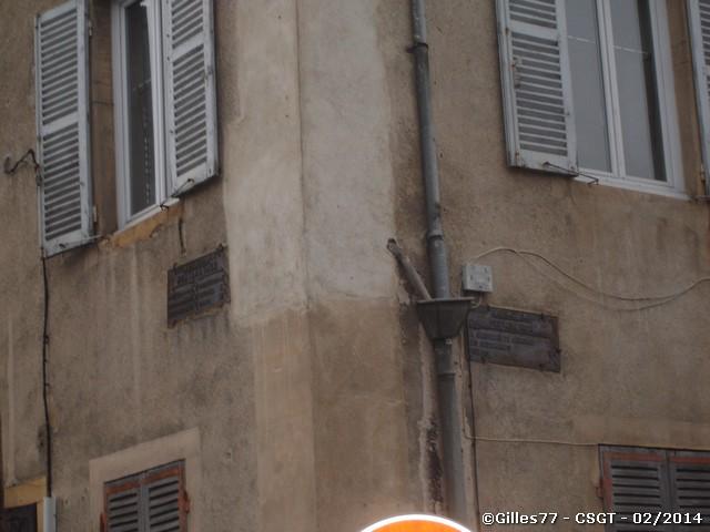 71 LA CHAPELLE DE GUINCHAY RN6 - RUE DES COURS