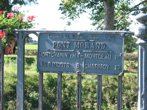 St EUSEBE -PONT MORAND