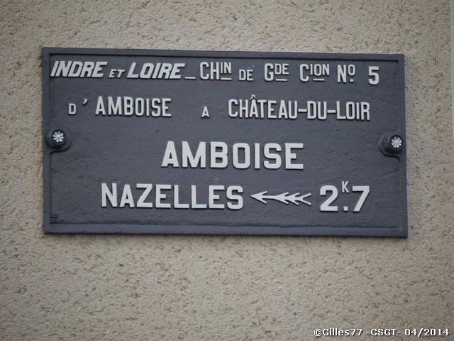 37 AMBOISE 1 rue de Nazelles
