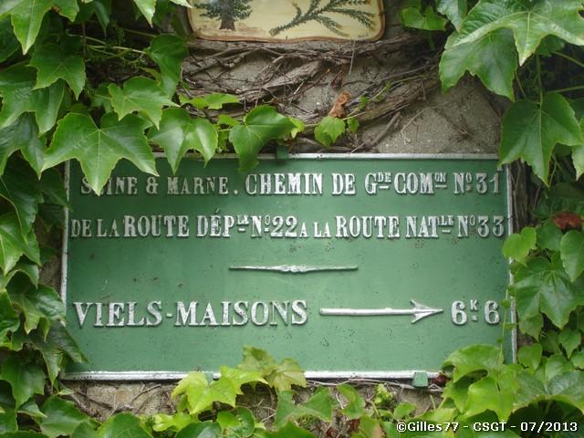 77 HONDEVILLIERS 13 rue du Pré du chêne Villa Les séquo