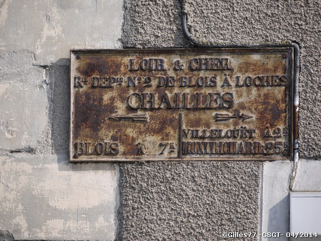 41 CHAILLES 23 rue Nationale