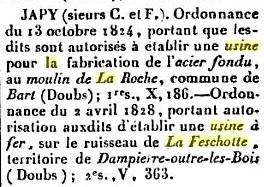 13 octobre 1824