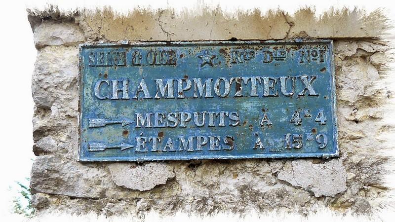 Champmotteux RD1 est