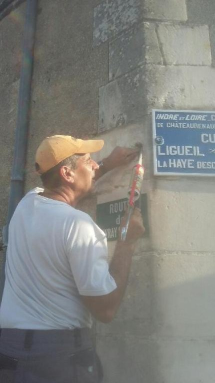 Cussay restaurations estivales ce Nicolas Jamois